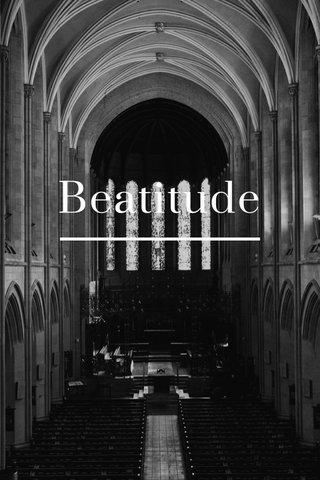 Beatitude