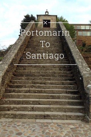 Portomarin To Santiago