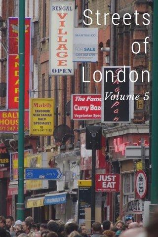 Streets of London Volume 5