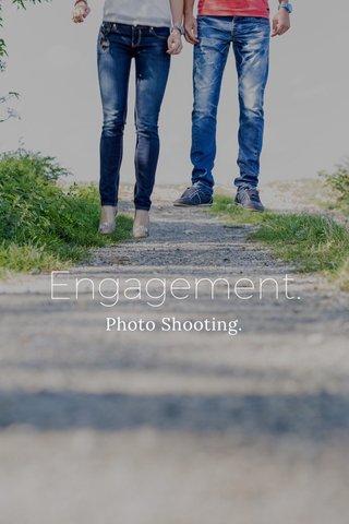 Engagement. Photo Shooting.