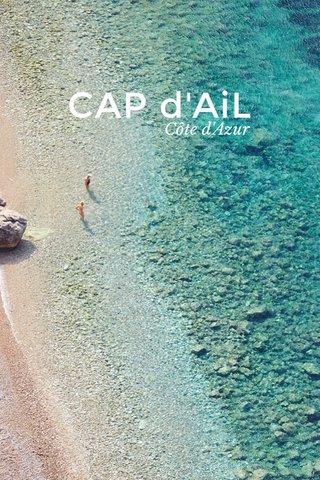 CAP d'AiL Côte d'Azur