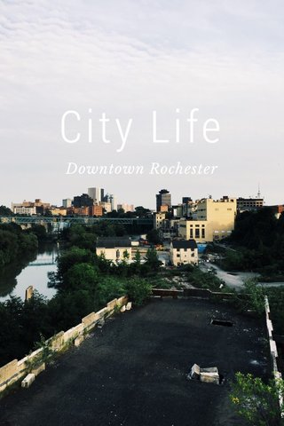 City Life Downtown Rochester