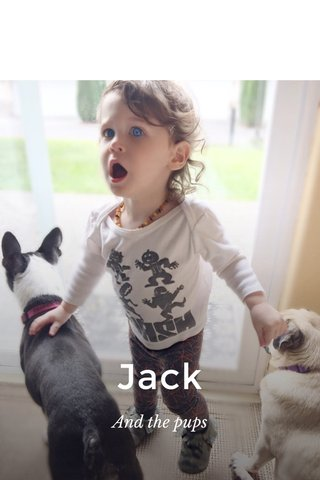 Jack And the pups