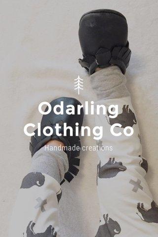 Odarling Clothing Co Handmade creations