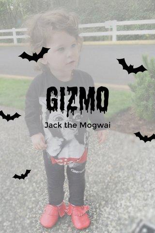 Gizmo Jack the Mogwai