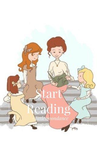 Start Reading #littlemoondance