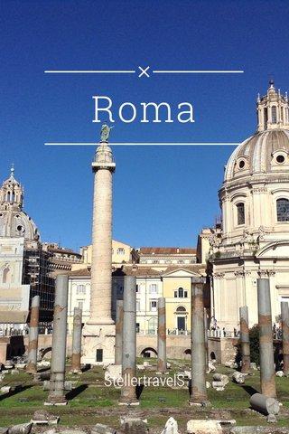 Roma StellertravelS