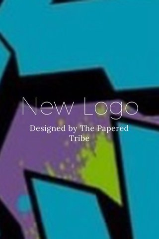 New Logo Designed by The Papered Tribe