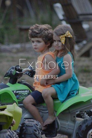 Explorer STELLER15
