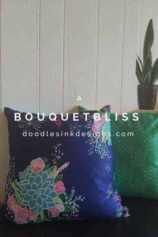 BOUQUETBLISS doodlesinkdesigns.com