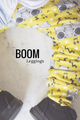 BOOM Leggings