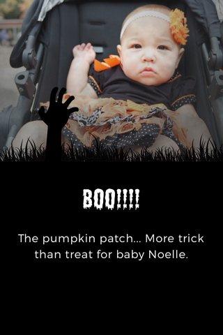 Boo!!!!