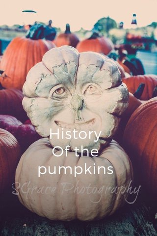 History Of the pumpkins