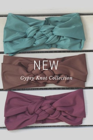 NEW Gypsy Knot Collection