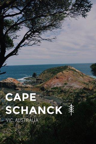 CAPE SCHANCK VIC, AUSTRALIA
