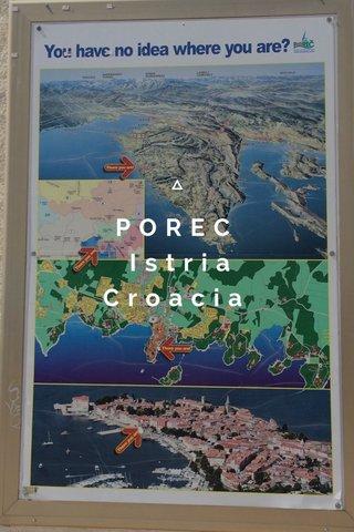 POREC Istria Croacia