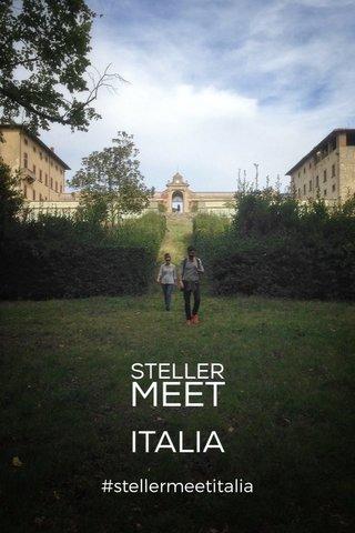 #stellermeetitalia