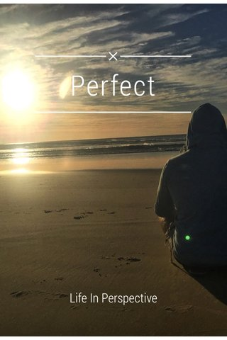 Perfect Life In Perspective