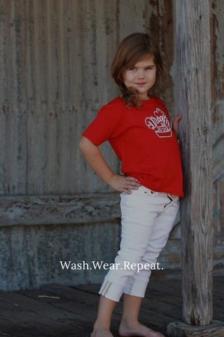 Wash.Wear.Repeat.
