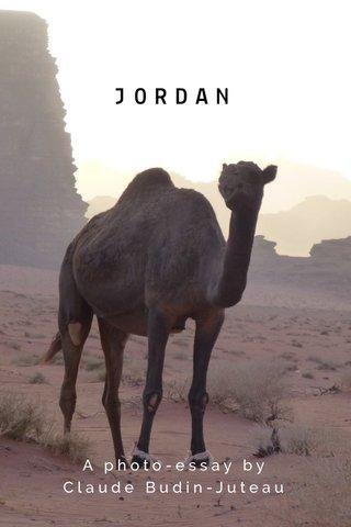 JORDAN A photo-essay by Claude Budin-Juteau