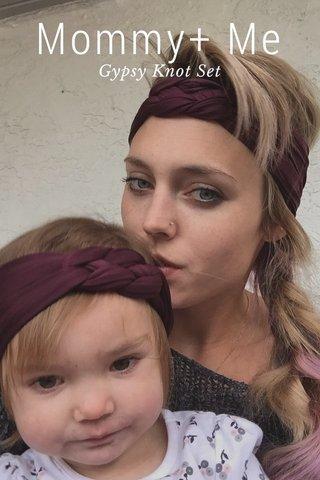 Mommy+ Me Gypsy Knot Set