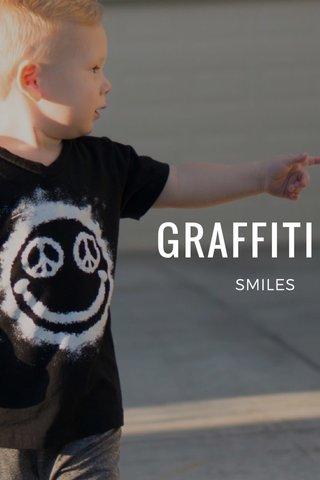 GRAFFITI SMILES