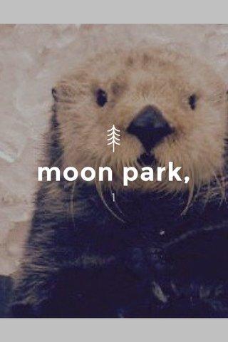 moon park, 1
