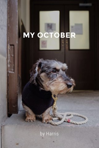 MY OCTOBER by Harris