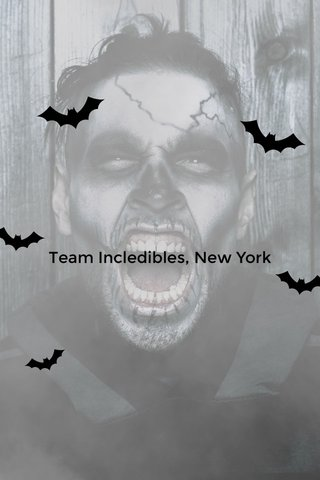 Team Incledibles, New York