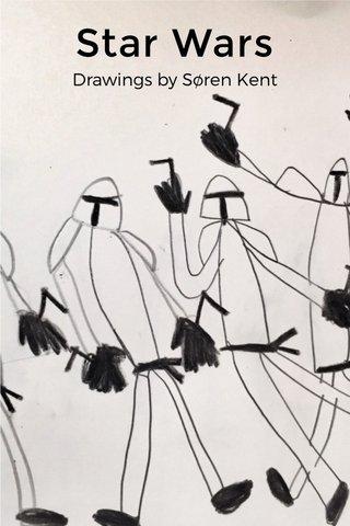 Star Wars Drawings by Søren Kent