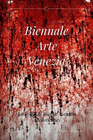 Biennale Arte Venezia fotografie di Michele Vianello #stellerstories