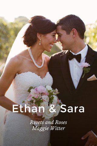 Ethan & Sara Rivets and Roses Maggie Witter