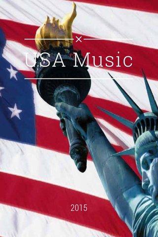 USA Music 2015