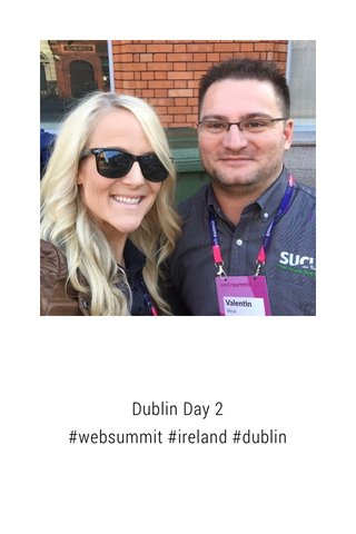 Dublin Day 2 #websummit #ireland #dublin