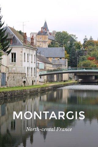 MONTARGIS North-cental France
