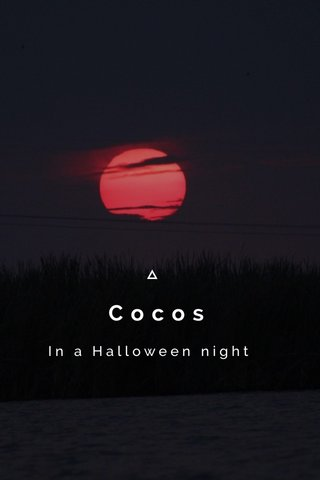Cocos In a Halloween night