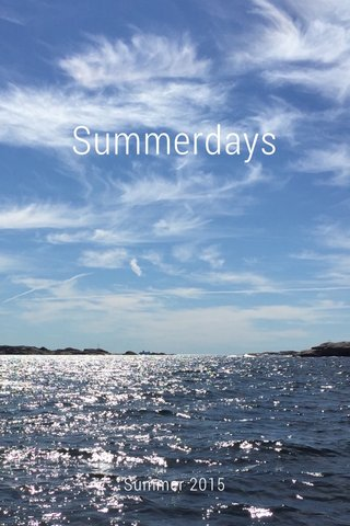 Summerdays Summer 2015
