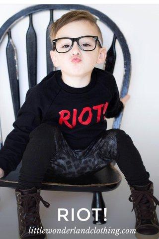 RIOT! littlewonderlandclothing.com