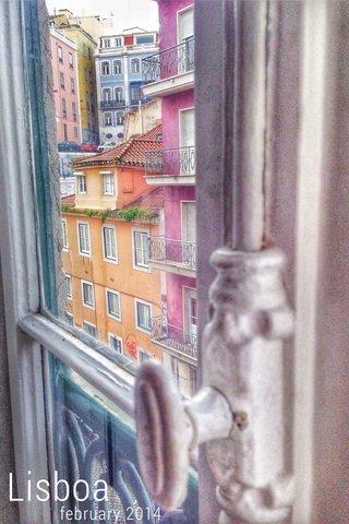 Lisboa february 2014