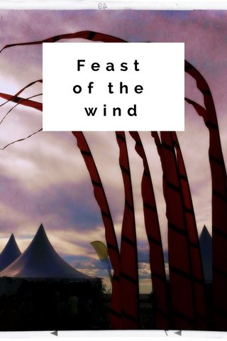 Feast of the wind