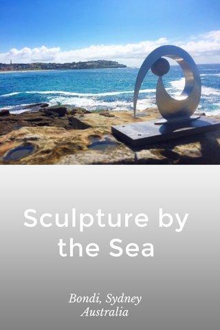 Sculpture by the Sea Bondi, Sydney Australia