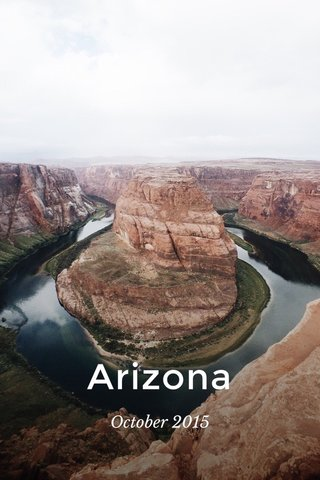 Arizona October 2015