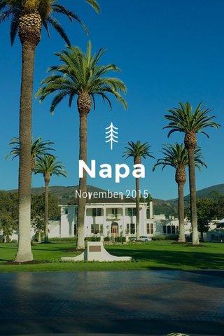 Napa November 2015