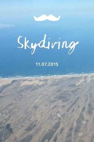Skydiving 11.07.2015