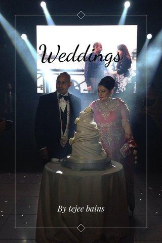 Weddings By tejee bains