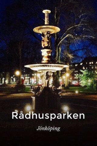 Rådhusparken Jönköping