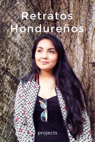 Retratos Hondureños projects