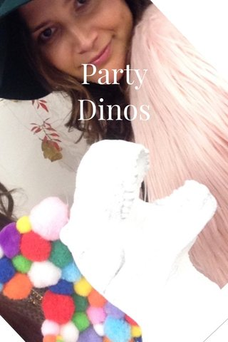 Party Dinos For