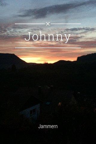 Johnny Jammern