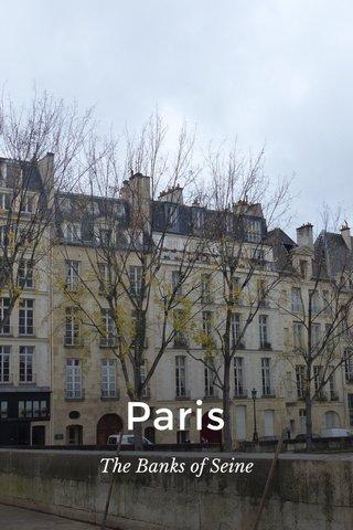 Paris The Banks of Seine